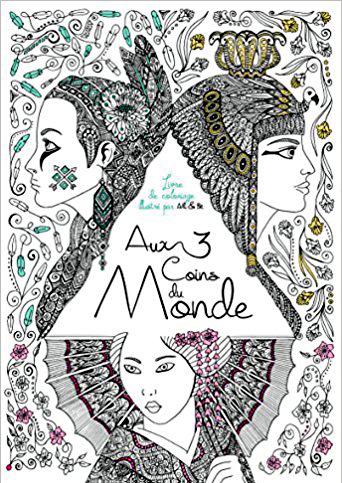 Art & Be - livre Aux 3 coins du Monde
