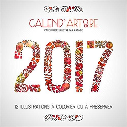 Art & Be - calend' Art&Be 2017