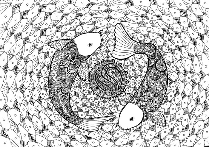 Art & Be - Dessin - Aux 3 coins du Monde
