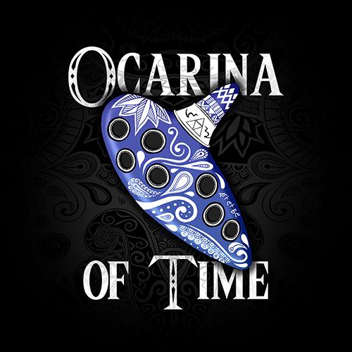 Art & Be - Illustration numérique - Zelda Ocarina of Time
