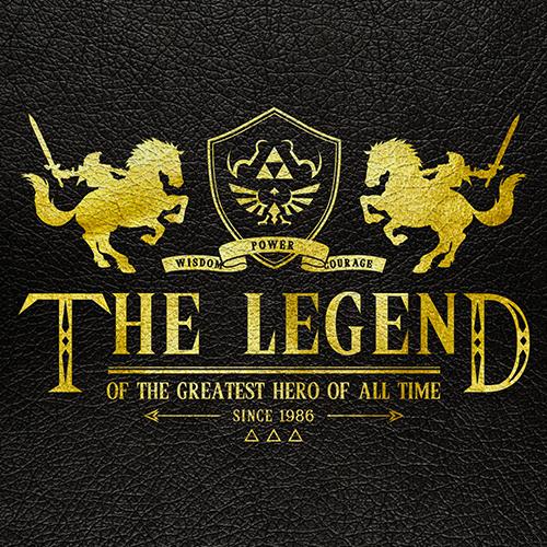 Art & Be - Illustration numérique - The legend of Zelda