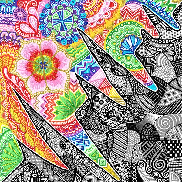 Art & Be - Peinture - Humeurs