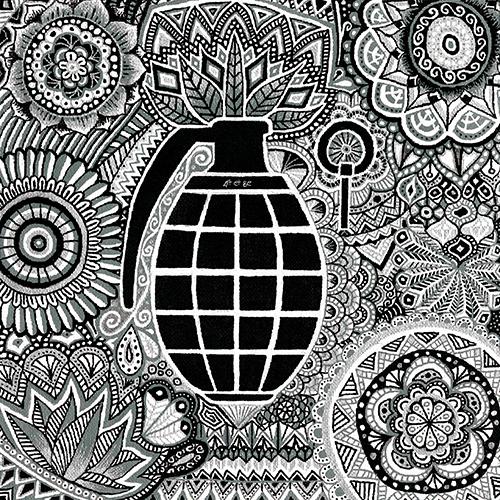 Art & Be - Peinture - Grenade