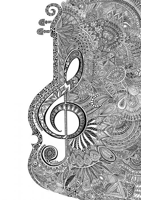 Art & Be - Dessin - musique
