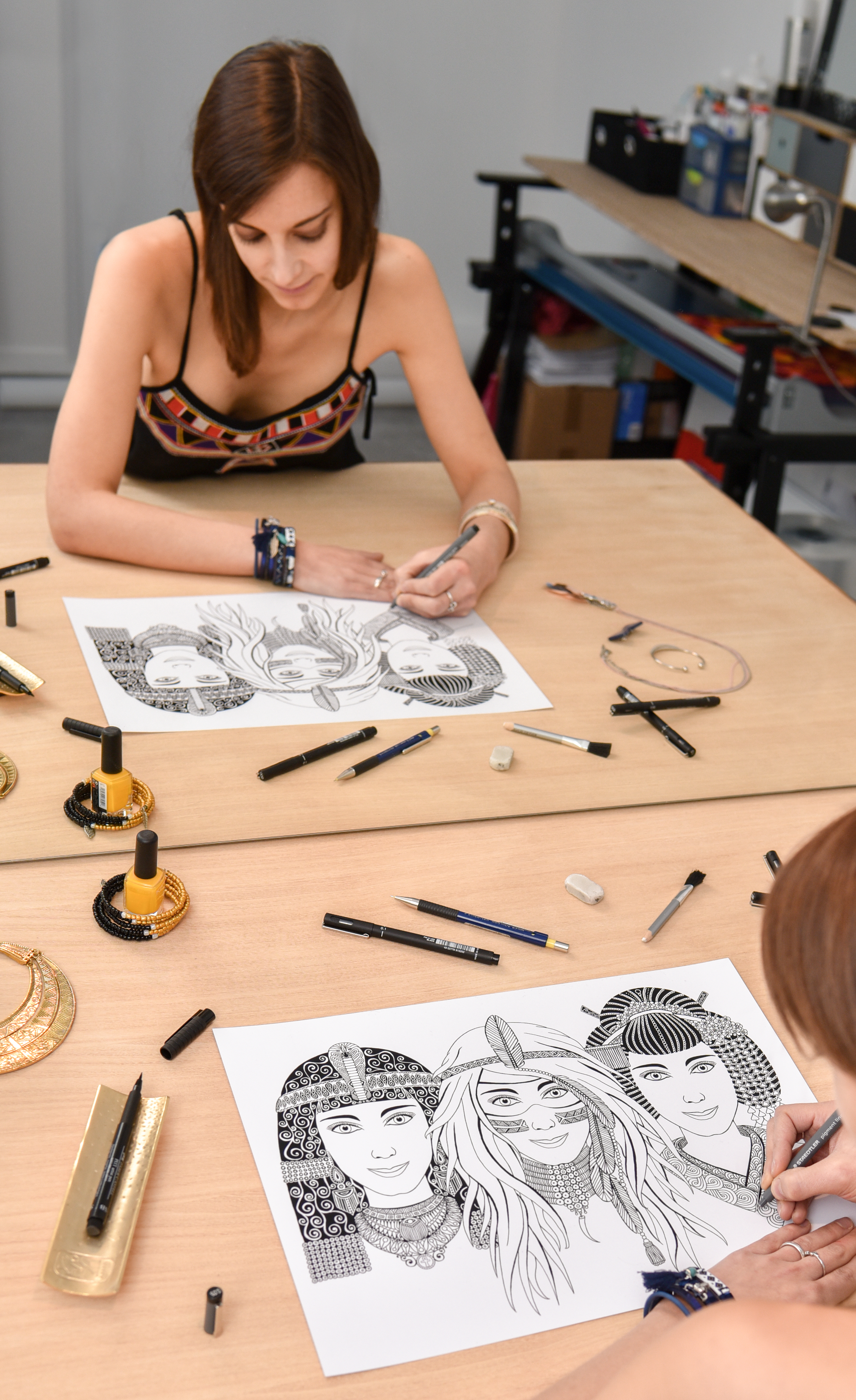 Art & Be - Sabrina Beretta illustratrice peintre