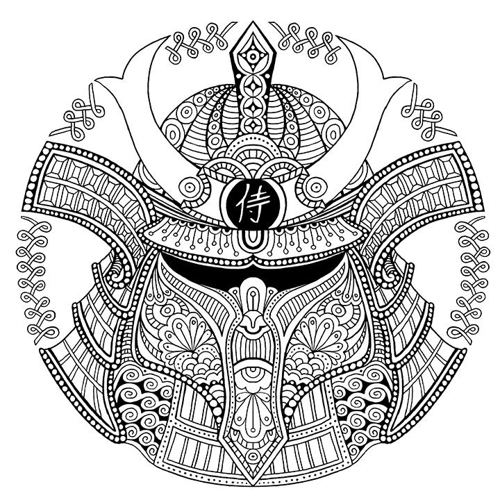 Livre Mandalas du Monde par Sabrina Beretta - Art&Be