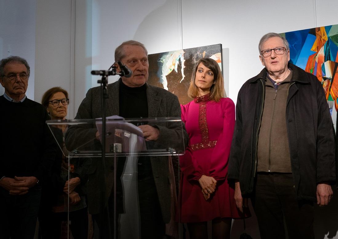 Sabrina Beretta - Jury exposition