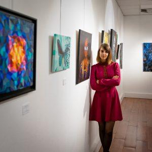 Sabrina Beretta - Artiste peintre - Exposition Paris