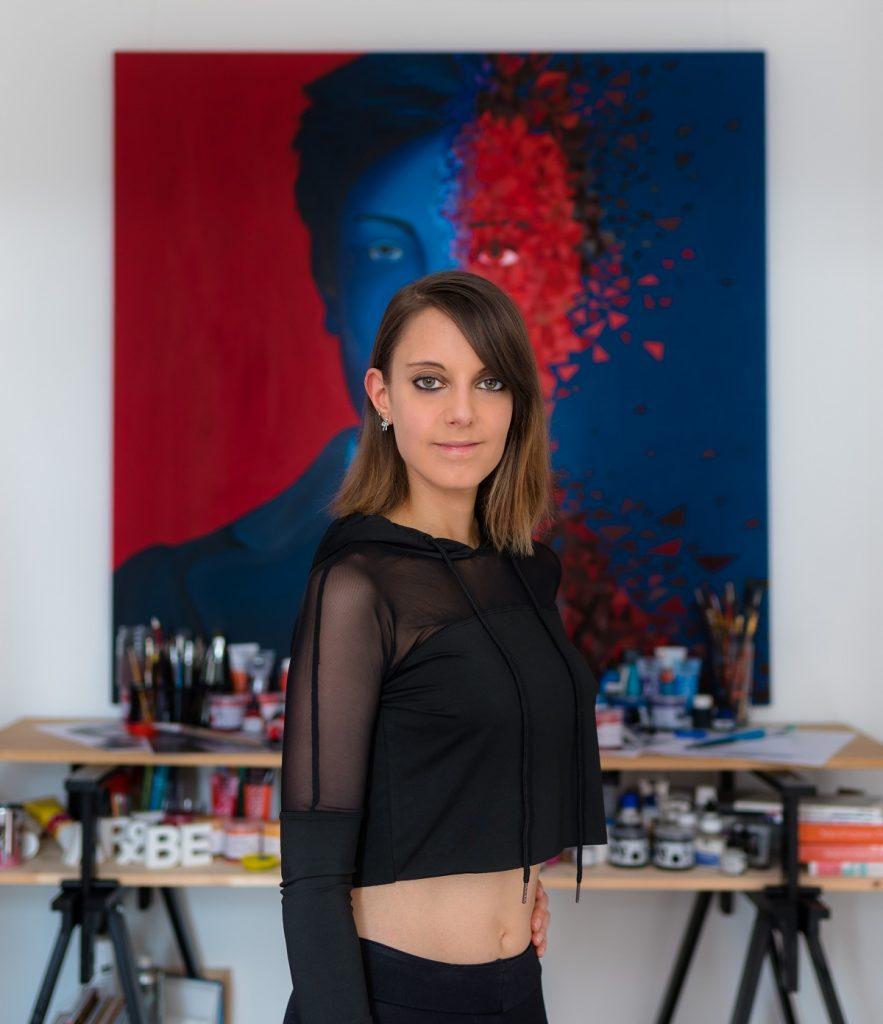 """Chronique d'une Ardennaise : """"Portrait d'une artiste peintre"""""""
