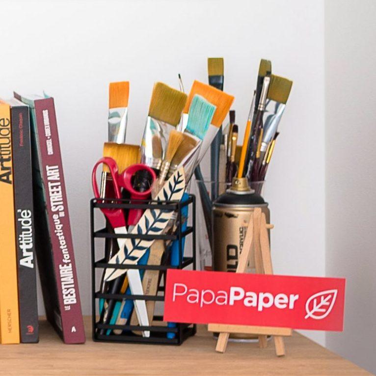 Papa-Paper propose les oeuvres de l'artiste peintre Sabrina Beretta