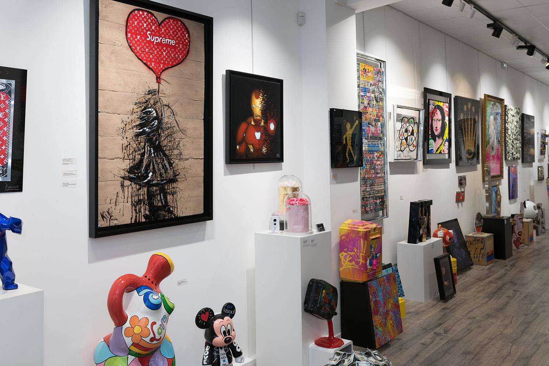 Sabrina Beretta fait son entrée à la Galerie 28 de Reims