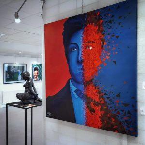Rimbaud et Sabrina Beretta ont décroché un Grand Prix Arbustes et participeront au Salon d'Automne de Paris