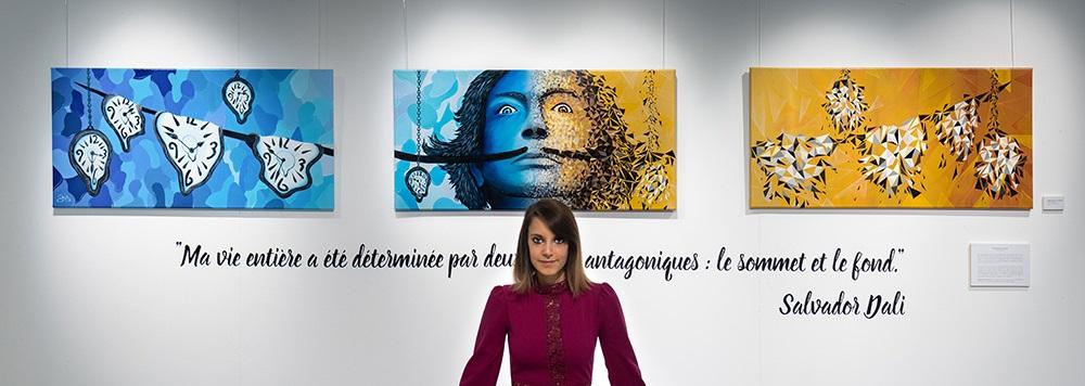 art.art interview sur le parcours artistique de sabrina beretta