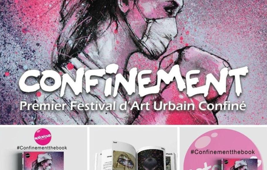 Notorious Brand - Projet Saato - 1er festival d'arts urbains confiné
