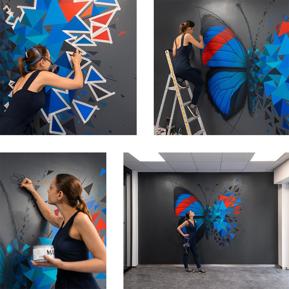 peinture murale axa rethel ardennes