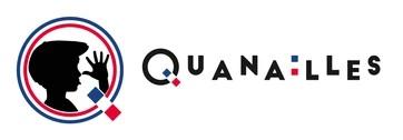 logo marque française chaussettes Quanailles