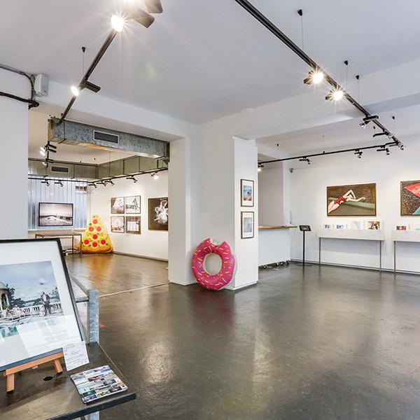 Sakura : galerie street art et pop art a paris