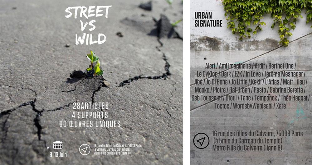 urban signature exposition paris street art