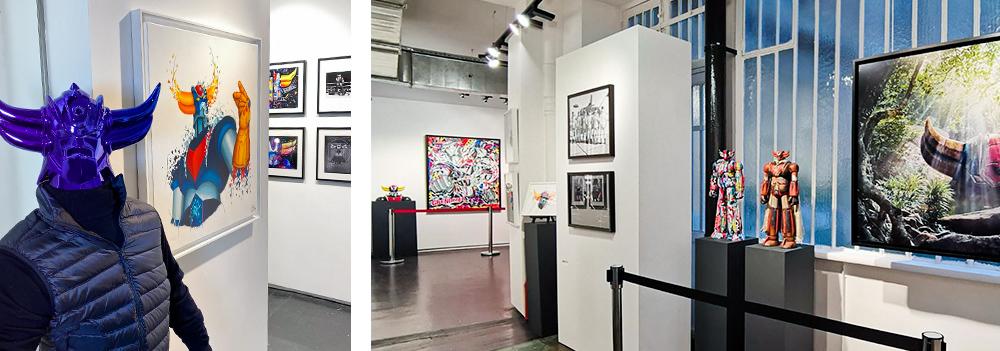 photos de la galerie sakura à paris