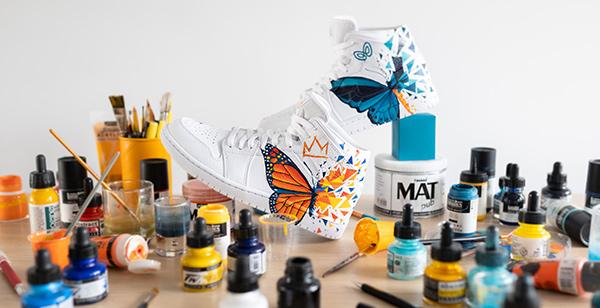 "Exposition ""Sneakers Generation"""