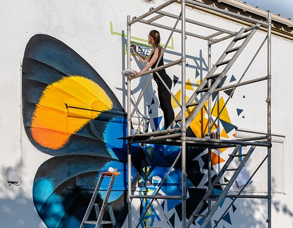 Festival street art, le RUR!